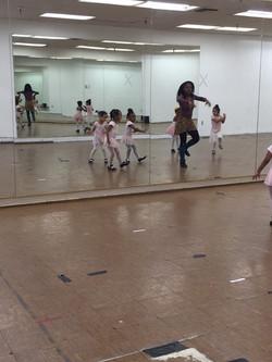 Sat 10:45am Ballet/Tap 4-5yrs