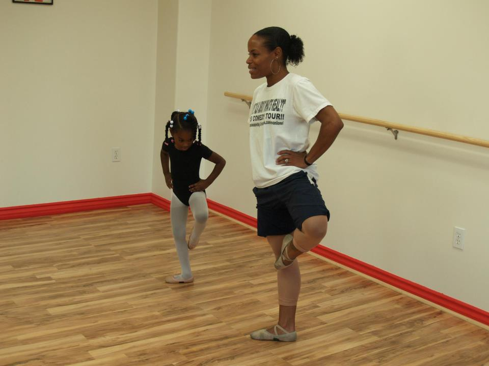 Thursday 5pm Ballet/Tap 4-5 yrs