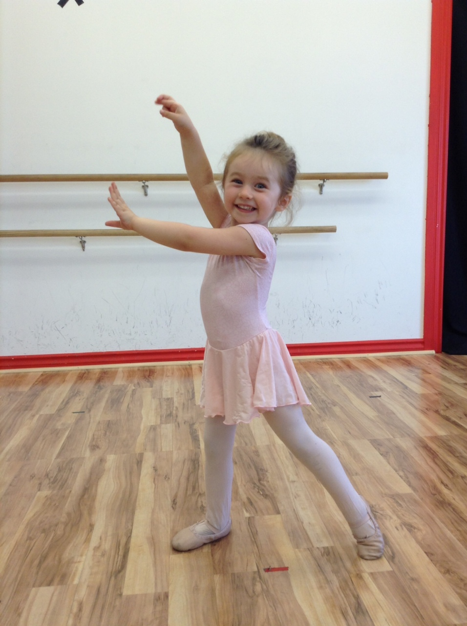 Ballet 2-3 yrs
