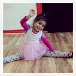 Sat Ballet/Tap 2-3 yrs @ 9am