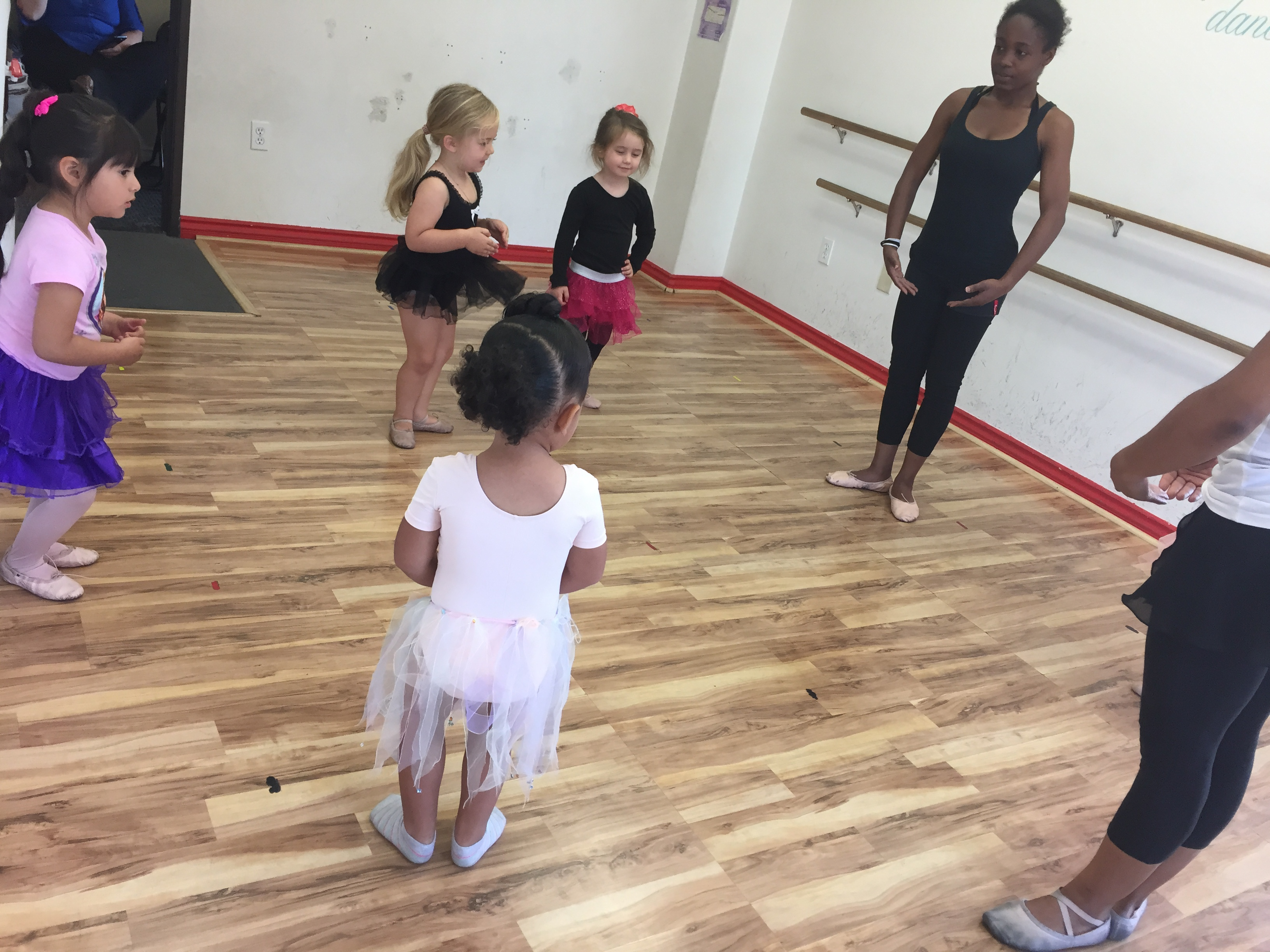 Ballet/Tap 2-3 yrs