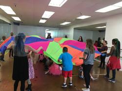 Dance w/ Spectrum Special Need Kids