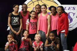 D-Fenders Basketball Game