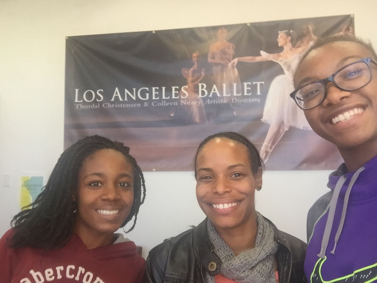 Dance Day at LA Ballet Academy
