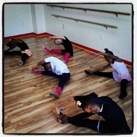 Sat Ballet/Tap 4-5 yrs 1030am