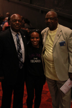 Councilman Dotson & LT. Braggs