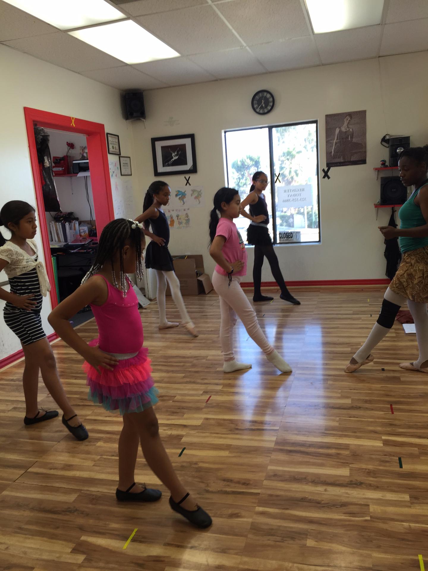 Ballet 10-14yrs