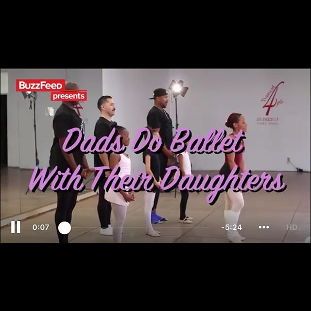 #dancelife #dadsanddaughters #dadsdobal