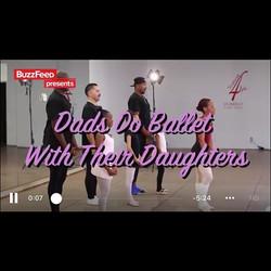 #dancelife #dadsanddaughters #dadsdobal