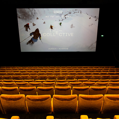 FACTION SKIS - The Collective Premiere in Zürich