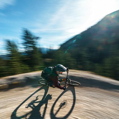 Mountainbiken in Flims