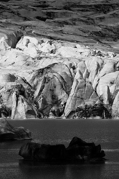 Gletscherzunge S/W