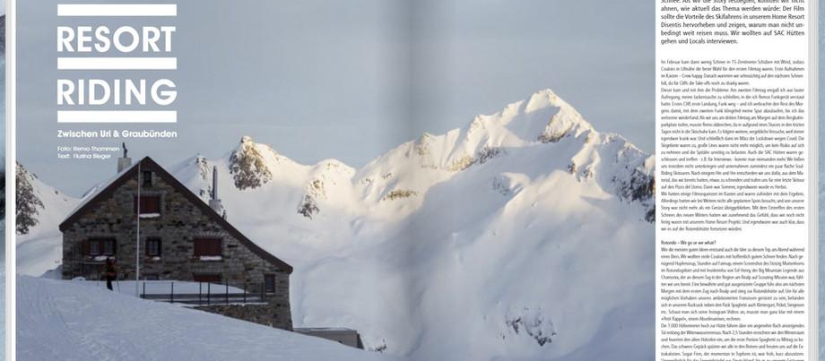MOINSA - Homeresort Skiing