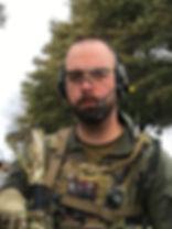 Range Instructor Brandon