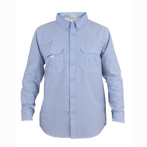 Camisa HW Duck Dry Celeste