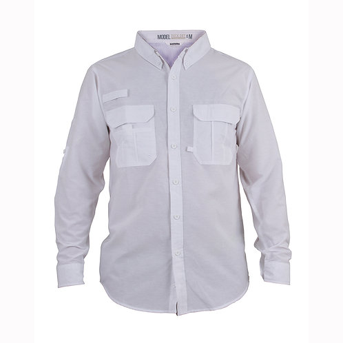 Camisa HW Duck Dry Blanca