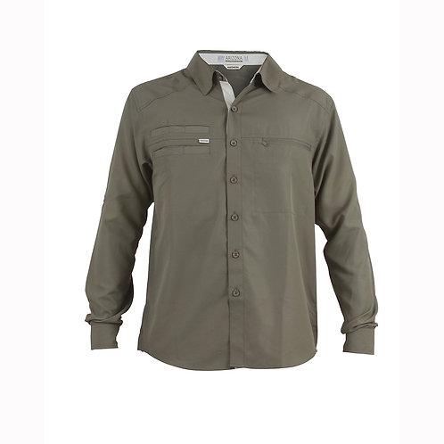 Camisa HW Hombre Arizona Verde Oliva