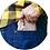 Thumbnail: Jockey Legionario Pocket Beige +30 UPF