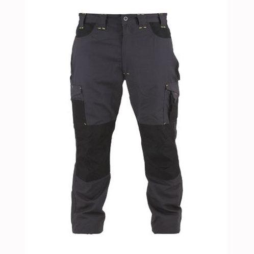 Pantalón Cargo HW Dakota Carbón Grey