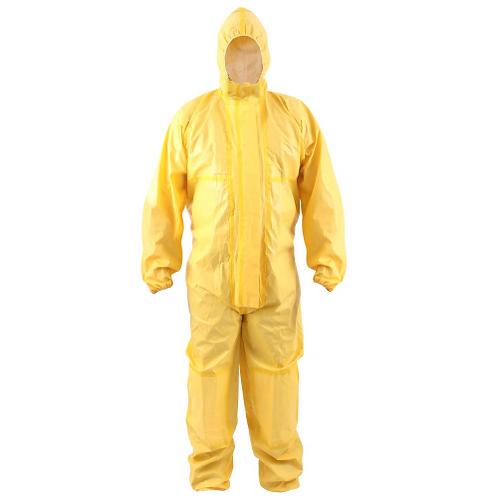Buzo Protección Química Steelpro 8100