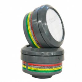 FILTRO STEELPRO V-7800 ABEK1 + PF MULTIGAS Y PARTICULAS PAR