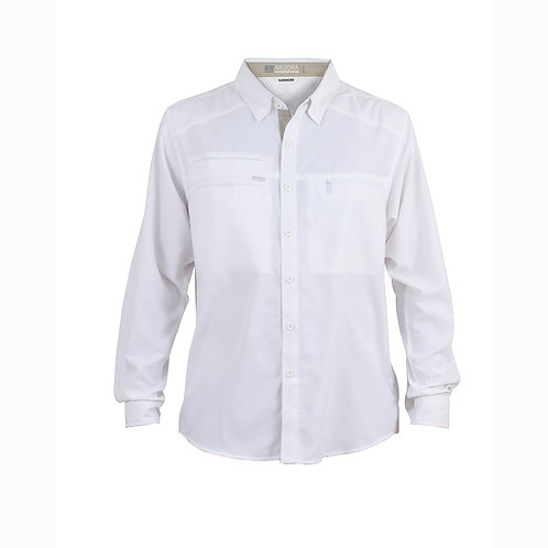 Camisa HW Hombre Arizona Blanco