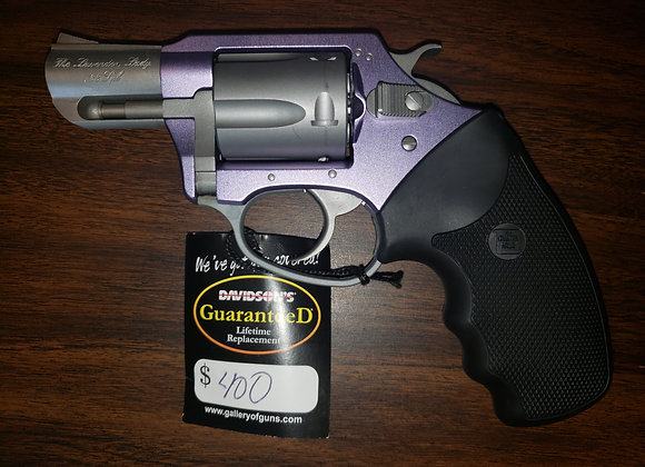 CHARTER ARMS   THE LAVENDER LADY  .38 SPECIAL