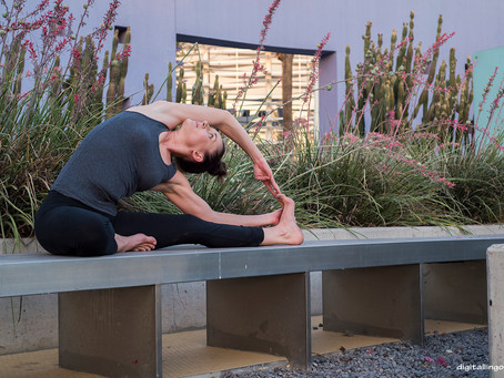Yoga cues more than the Body