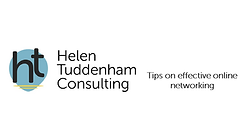 Tips on effective online networking from Helen Tuddenham Consulting available to download for free