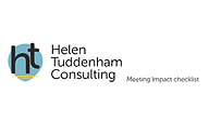 Checklist on how to make an impact in meetings from Helen Tuddenham Consulting available to download for free