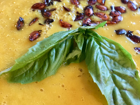 Homemade Acorn Squash Soup - Vitamix® Recipe