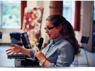 CONFIRMADA Janis Timm-Bottos  en  VII Congreso Latinoamericano de Arteterapia-Chile