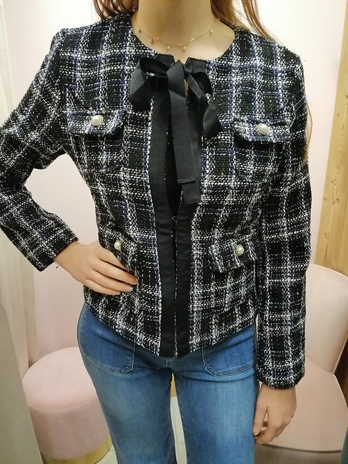 Veste style Chanel
