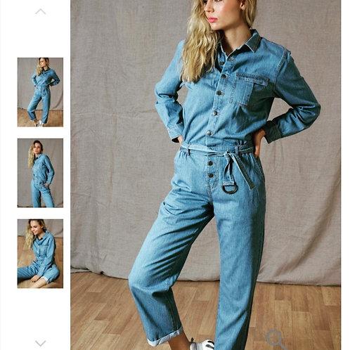 Combi jeans Marina