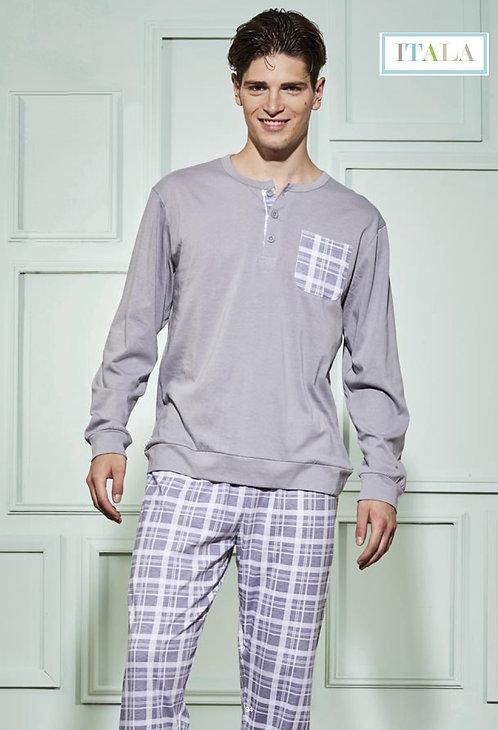"""Nicola"", Langarm Pyjama"