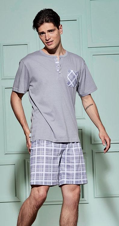 """Nicola"", Kurzarm Pyjama"