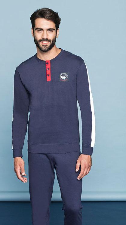 """Diego"", Langarm Pyjama"