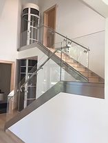 Glass Stairways Glass Railings