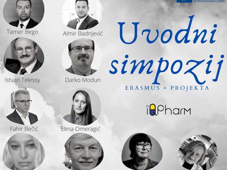 Posljednji poziv za Uvodni simpozij IQPharm projekta