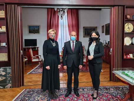 Valida Abdagić imenovana za studenticu-prorektoricu