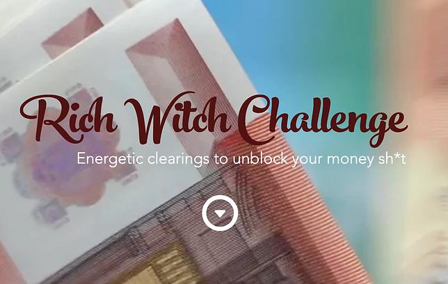 Rich Witch Challenge