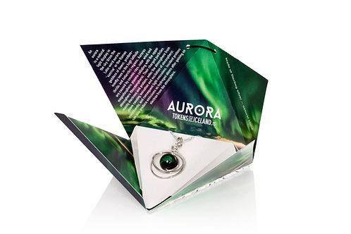 AURORA Silver Pendant
