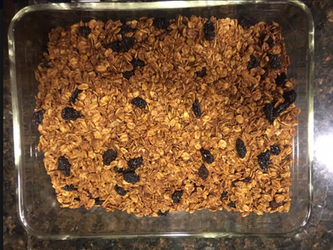Easy & Healthy Homemade Granola