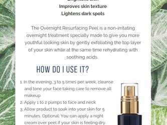 Overnight Resurfacing Peel