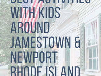 Jamestown & Newport, Rhode Island Driving Tour