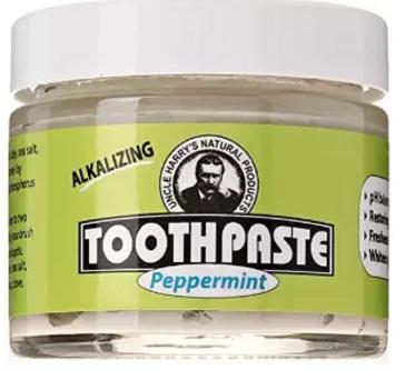 Toothpaste, Deodorant, Laundry, Oh My!