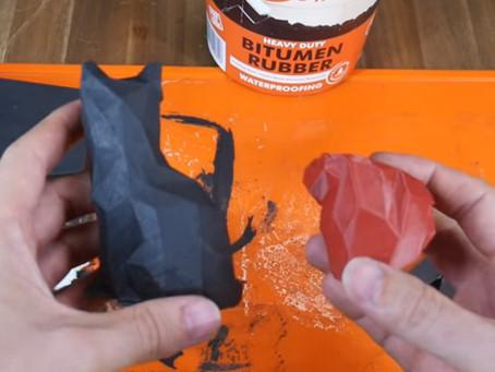 Truck Bed Liners Improve 3D Prints
