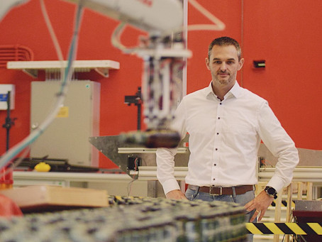 Rapid Robotics for Operator Safety: What a Bottle Picker Can Do
