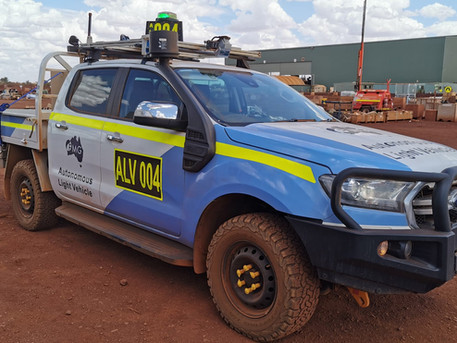 Everything From Ford Rangers to Giant Dump Trucks Get Automated in the Australian Mining Industry