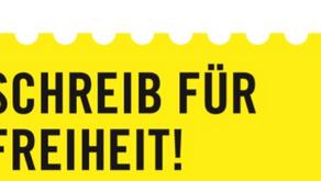 Der Amnesty International Briefmarathon 2020